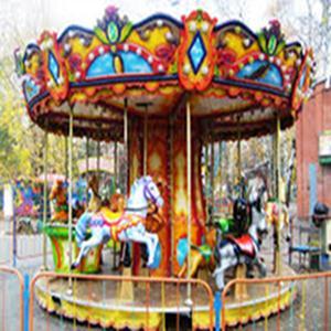 Парки культуры и отдыха Долинска