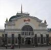Железнодорожные вокзалы в Долинске
