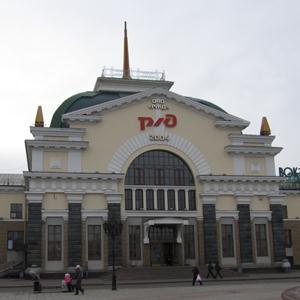 Железнодорожные вокзалы Долинска