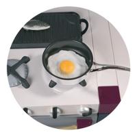 Кафе Старый друг - иконка «кухня» в Долинске